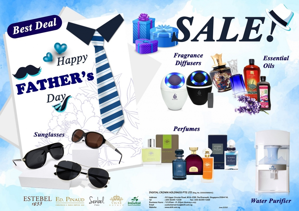 1. Father's Day'20