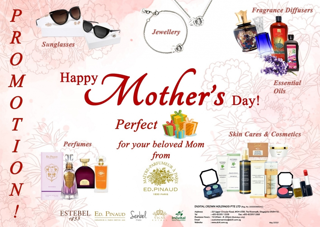 1. Mother's Day'20