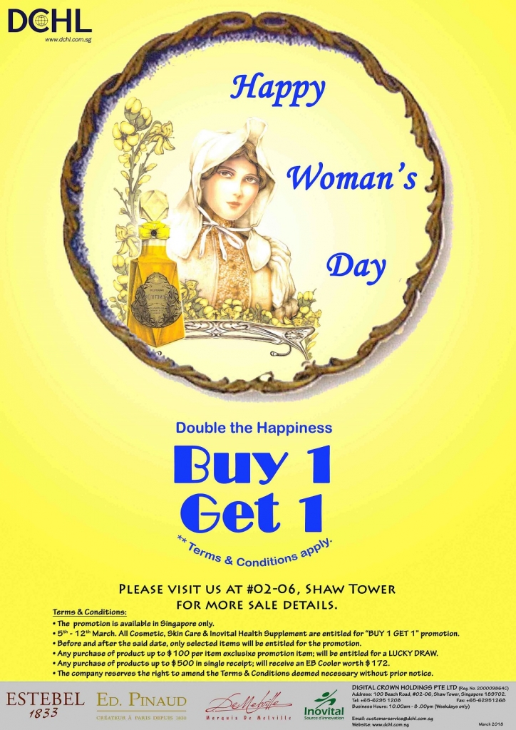 1.Womam's Day
