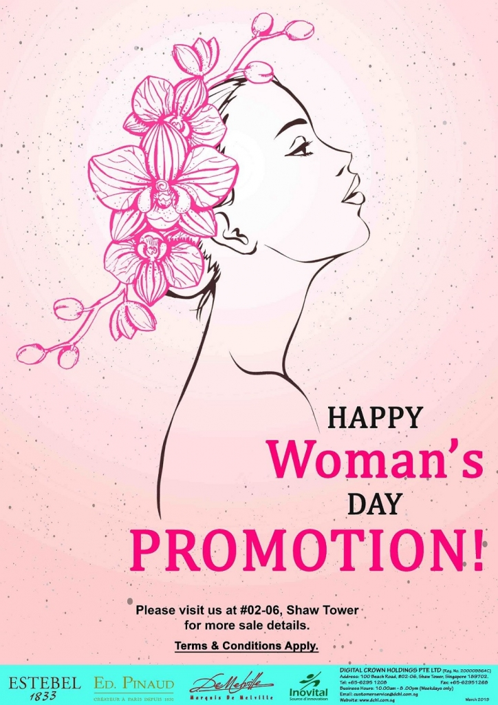 1.Woman's Day'19