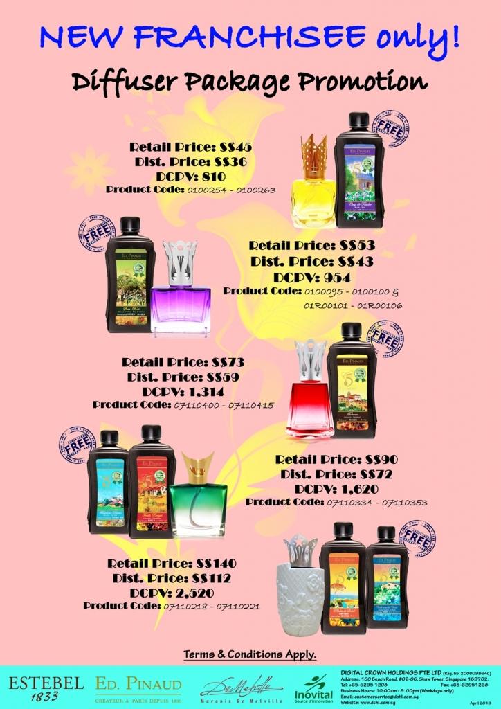 4. Buy Diffuser Free Refill