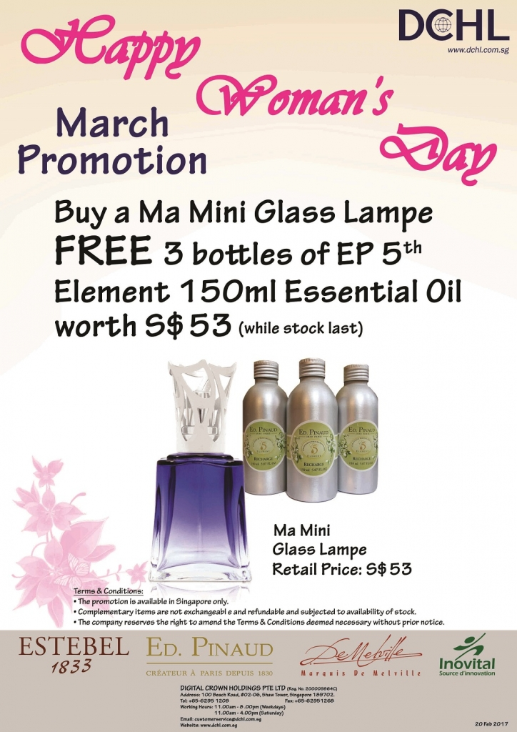 Ma Mini - Buy Diffuser Free Refill