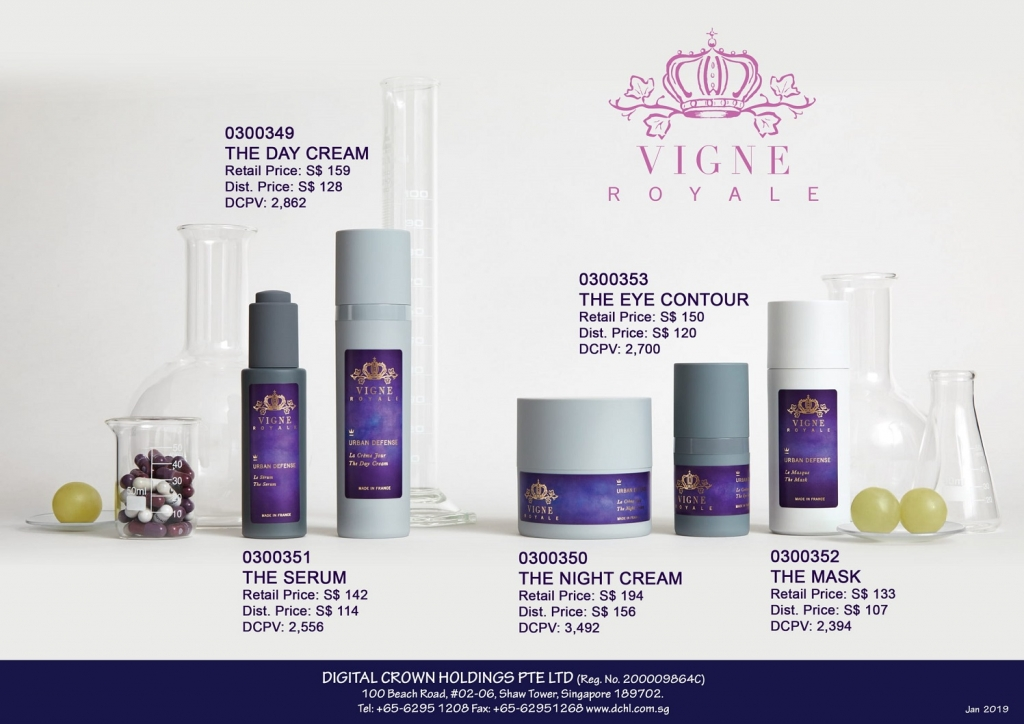 Vigne Royale Skin Care-1